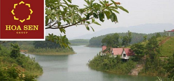 Tập đoàn Hoa Sen ngừng triển khai dự án Khu du lịch hồ Vân Hội – Yên Bái 1.200 tỷ đồng