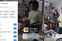 Facebook cho phép chèn nhạc vào ảnh và video