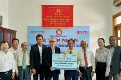 SCG hỗ trợ 1 tỷ đồng học bổng cho học sinh tại tỉnh Bà Rịa Vũng Tàu
