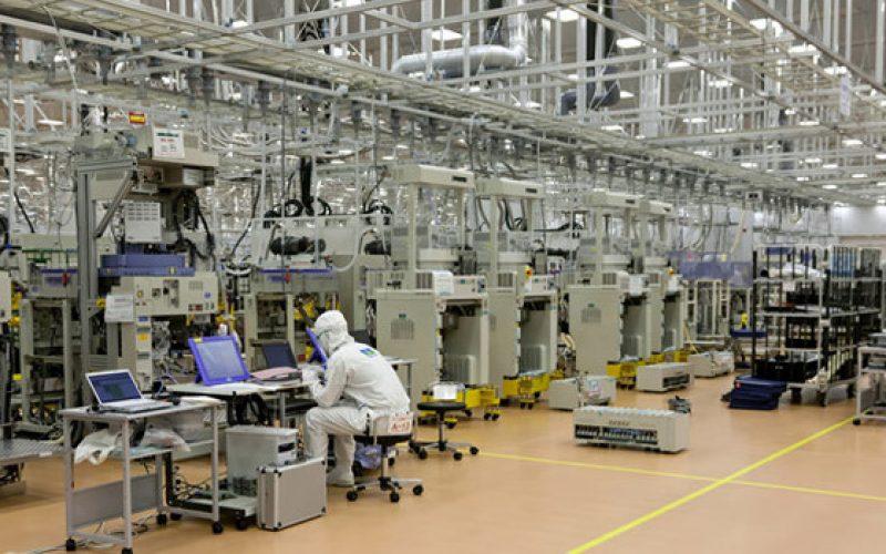 Internet vạn vật và dữ liệu lớn: Tương lai ngành sản xuất chất bán dẫn