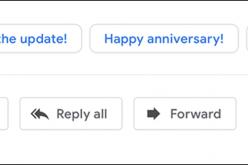 Gmail sẽ sớm cho phép vô hiệu hóa Smart Reply trên máy tính để bàn