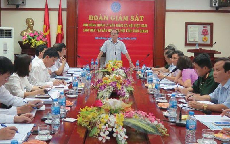 Bắc Giang: Còn hàng nghìn doanh nghiệp chưa tham gia bảo hiểm xã hội