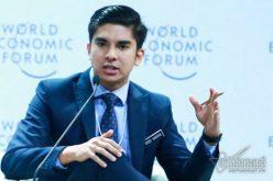 """Bộ trưởng 25 tuổi của Malaysia: """"Tương lai được định hình bởi người trẻ như chúng tôi"""""""