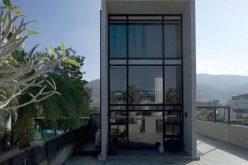 Chiêm ngưỡng ngôi nhà 2 tầng hình ống sáng tạo