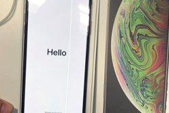iPhone Xs Max vừa mua đã bị lỗi màn hình sọc
