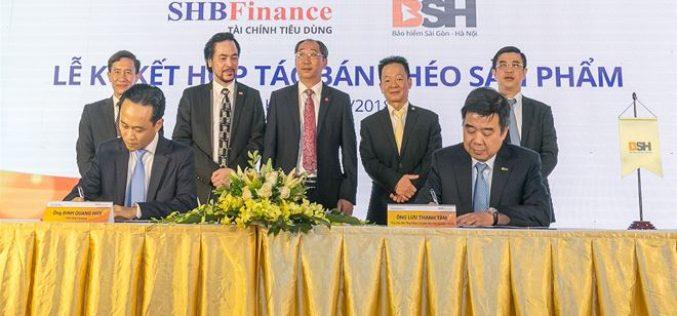 BSH hợp tác với SHB Finance