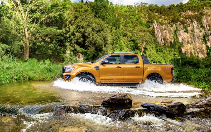 Ford Ranger mới có giátừ 630 triệu đồng
