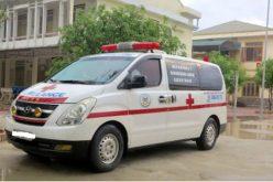 Muốn nhận xe cứu thương phải báo cáo Thủ tướng Chính phủ
