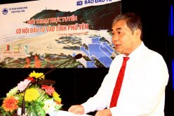 Giao lưu trực tuyến với lãnh đạo UBND tỉnh Phú Yên: Cơ hội đầu tư vào Phú Yên
