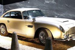 """Aston Martin hồi sinh """"siêu xe James Bond"""" DB5 với giá 3,5 triệu USD"""