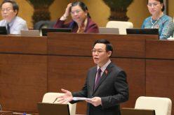 Phó Thủ tướng: Không phá giá VND, giữ mặt bằng lãi suất