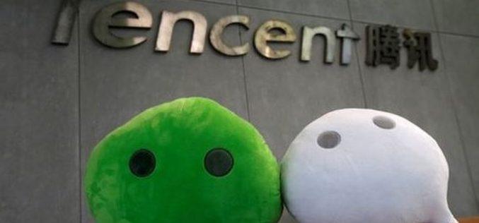 Tencent mất 220 tỷ USD năm nay