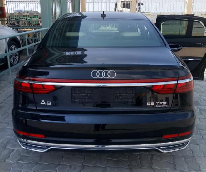 Audi A8 2019 nhap khau tu nhan gia hon 300.000 USD tai Viet Nam hinh anh 2