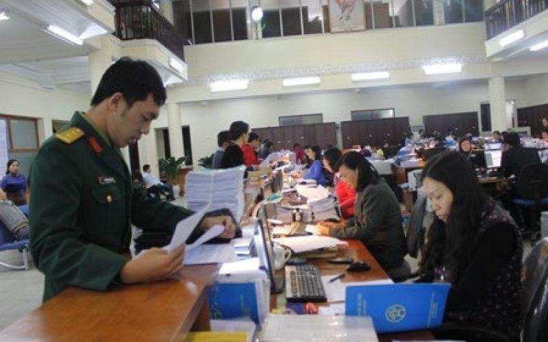 Kho bạc Hà Nội sẽ giảm 10 phòng và giảm 25 công chức giữ chức vụ lãnh đạo