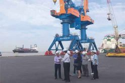 Tăng tốc kết nối hệ thống giám sát hải quan tự động tại cảng