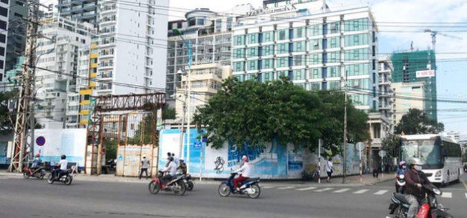 Đất vàng bỏ hoang giữa Nha Trang