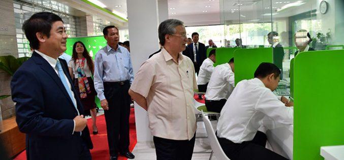 Vietcombank Lào – Dấu ấn vươn tầm khu vực