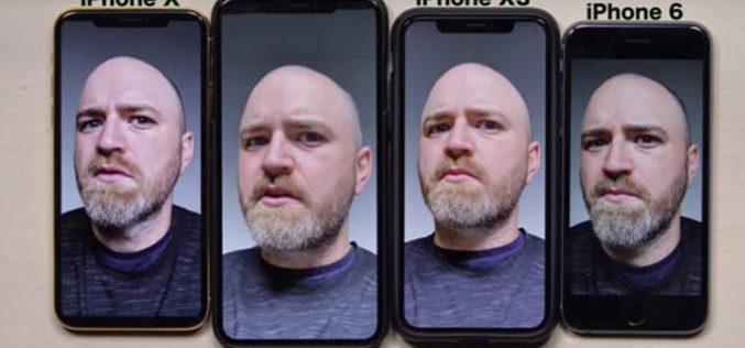 """Ảnh """"tự sướng"""" iPhone Xs/Xs Max bị tố làm đẹp quá mức"""