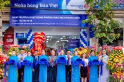 Ngân hàng Bản Việt khai trương điểm giao dịch thứ 65