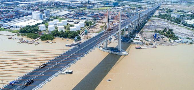 Từ 15/10: Ô tô qua cầu Bạch Đằng mất phí cao nhất 180.000 đồng