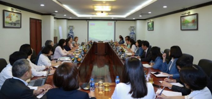 Việt Nam – Nga: Tăng cường hợp tác song phương về lĩnh vực kho bạc