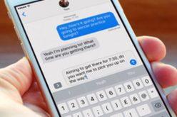 iOS 12 khiến người dùng gửi tin nhắn nhầm