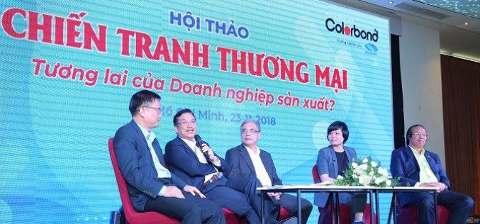 Chiến tranh thương mại Mỹ – Trung: Doanh nghiệp sản xuất Việt nên tiên lượng các tình huống xấu nhất