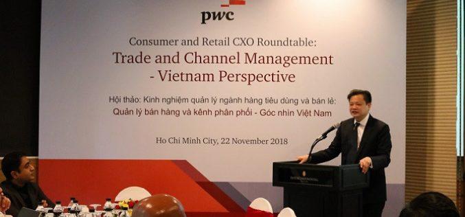 """""""Các công ty hàng tiêu dùng và bán lẻ nên tập trung quản lý vốn lưu động và hàng tồn kho"""""""
