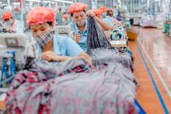 Tăng kịch trần phiên giao dịch đầu tiên, May Sông Hồng trở thành doanh nghiệp dệt may có vốn hóa lớn thứ 2 trên sàn