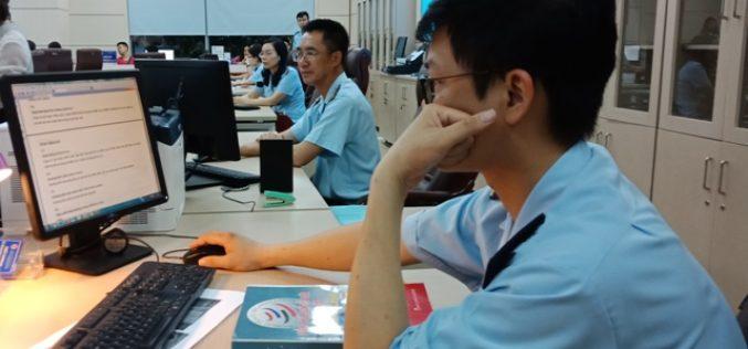 Hải quan Quảng Ninh tổ chức thi đánh giá năng lực công chức