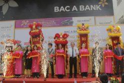 BAC A BANK khai trương trụ sở mới – Bước phát triển ấn tượng tại TP.HCM
