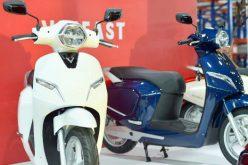 VinFast ra mắt xe máy điện thông minh, dự kiến bán vào 17/11