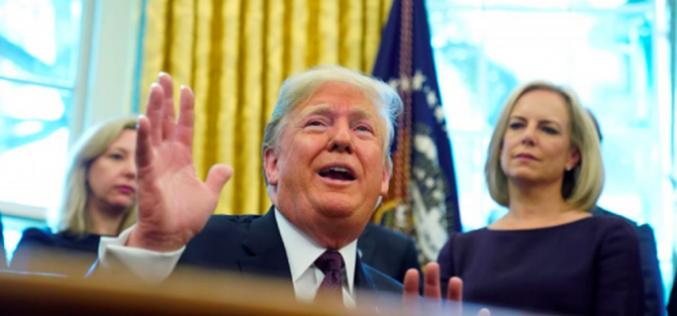 Tổng thống Trump đã khuấy đảo thương mại toàn cầu như thế nào
