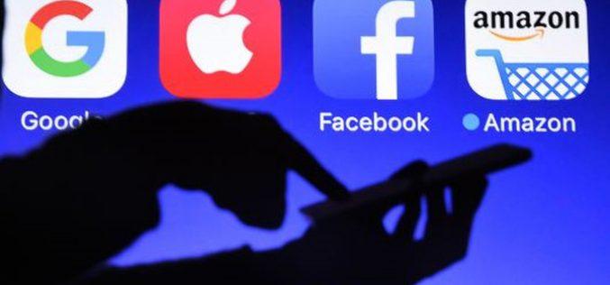 5 hãng công nghệ Mỹ mất gần 1.000 tỷ vốn hóa thị trường