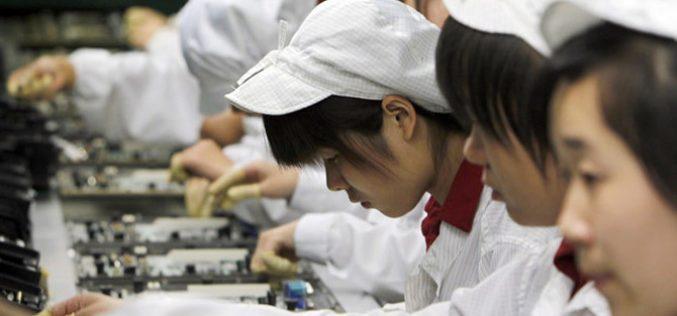 Doanh số iPhone kém, Apple sổ mũi, Foxconn hắt hơi