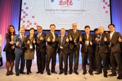 Bộ Tài chính nhận Giải thưởng ASOCIO 2018