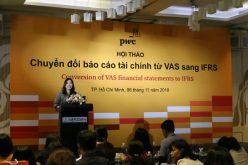 Chuyển đổi báo cáo tài chính từ VAS sang IFRS: Doanh nghiệp gặp khó khăn gì?