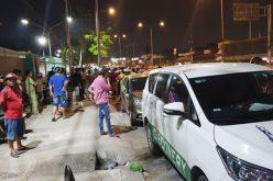 Tài xế dừng ôtô phản đối thu phí, BOT An Sương – An Lạc xả trạm