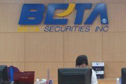Công ty cổ phần chứng khoán Beta bị phạt 210 triệu đồng