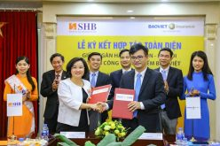 Bảo hiểm Bảo Việt hợp tác với SHB