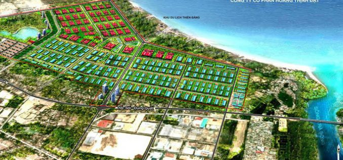 """Quảng Ngãi đòi chủ đầu tư """"siêu đô thị"""" Dung Quất 123 tỷ đồng"""