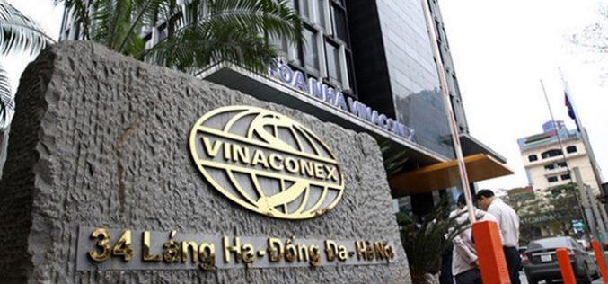 """Vinaconex """"thay tướng"""" sau vụ An Quý Hưng chi 7.366 tỷ đồng ôm trọn lô cổ phiếu"""