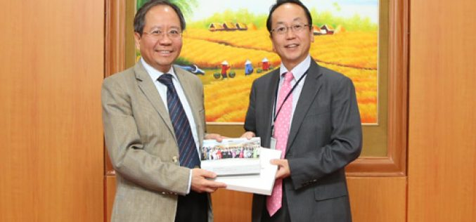 Bộ Tài chính Việt Nam tăng cường hợp tác tài chính với IMF, JICA