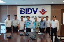 BIC chi trả hơn 500 triệu đồng quyền lợi bảo hiểm cho thân nhân cán bộ BIDV Bắc Hải Dương