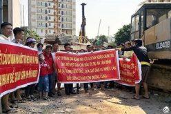 """Bắt đầu """"cắt ngọn"""" dự án Tổ hợp nhà ở-nhà ở xã hội Tân Bình Apartment"""