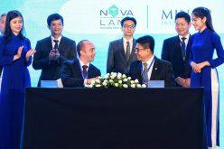 Novaland hợp tác chiến lược cùng Nhà vận hành khách sạn quốc tế Minor Hotels & Nhà thiết kế sân gôn lừng danh Greg Norman