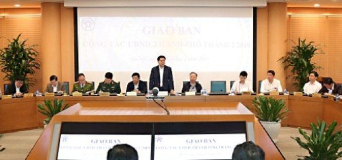 Hà Nội: Thu ngân sách 2 tháng đạt 18,7% dự toán