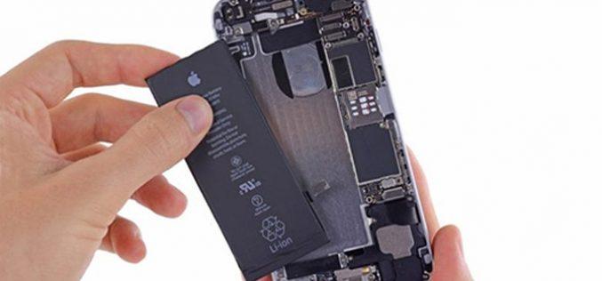 Apple đồng ý sửa iPhone bị thay pin 'lô' từ bên thứ ba