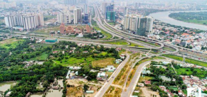 TP.HCM: Thu ngân sách từ đất đai tụt mốc tỷ USD