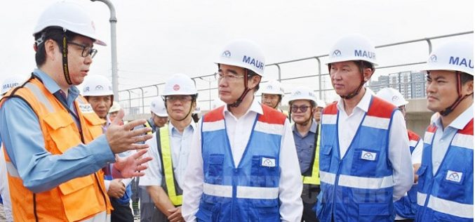 Bí thư Nguyễn Thiện Nhân: Phải có mục tiêu tổng thể đưa 8 tuyến metro vào hoạt động